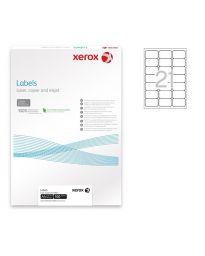 Етикети Xerox