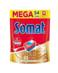 Таблетки Somat Gold Mega