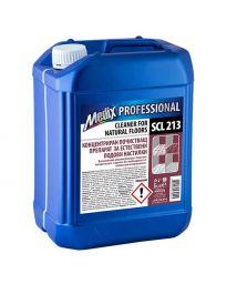 Препарат за почистване на естествени подови настилки Medix Professional