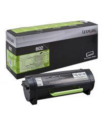 Тонер касетачерна Lexmark60F2000