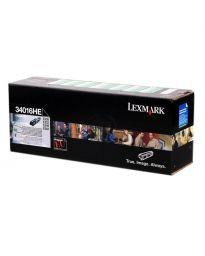 Тонер касетачерна Lexmark34016HE