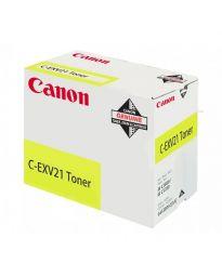 Тонер касетацветна YellowCanonC-EXV21Y