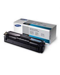 Тонер касетацветна Cyan SamsungCLT-C504S