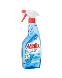 Препарат за стъкла и гладки повърхности Medix Glass