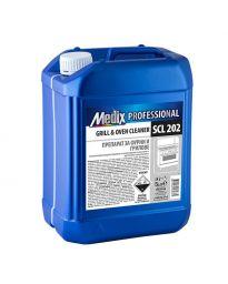 Препарат за фурни и грилове Medix Grill
