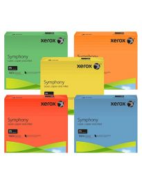 Цветна микс хартия Xerox Symphony