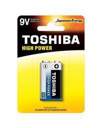 Алкална батерия Toshiba High Power