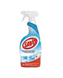 Препарат за дезинфекция на бани Savo