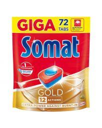 Таблетки Somat Gold Giga