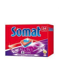 Таблетки Somat All in 1