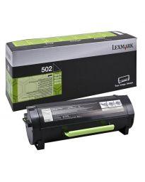 Тонер касетачерна Lexmark50F2000