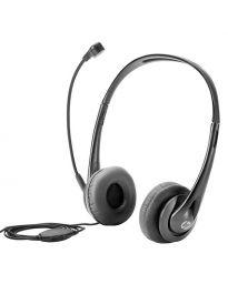 Слушалки с микрофон HP Stereo