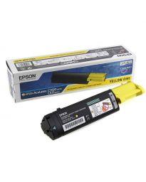 Тонер касетацветна Yellow EpsonC13S050191