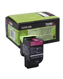 Тонер касетацветна MagentaLexmark70C20M0