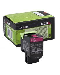 Тонер касетацветна Magenta Lexmark80C20M0