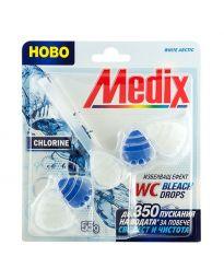 Ароматизатор за тоалетна Medix WC Bleach Drops