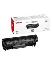 Тонер касетачерна CanonCRG-703