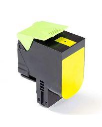 Тонер касета цветна Yellow Lexmark 71B20Y0