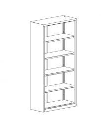 Метален шкаф Malow Office Locker RZ202