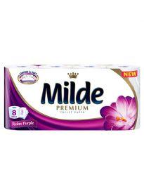 Тоалетна хартия Milde Premium
